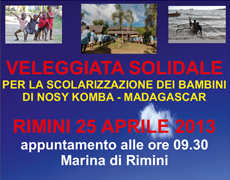 [ISCRIZIONE] VELEGGIATA SOLIDALE &#8211; 25 APRILE
