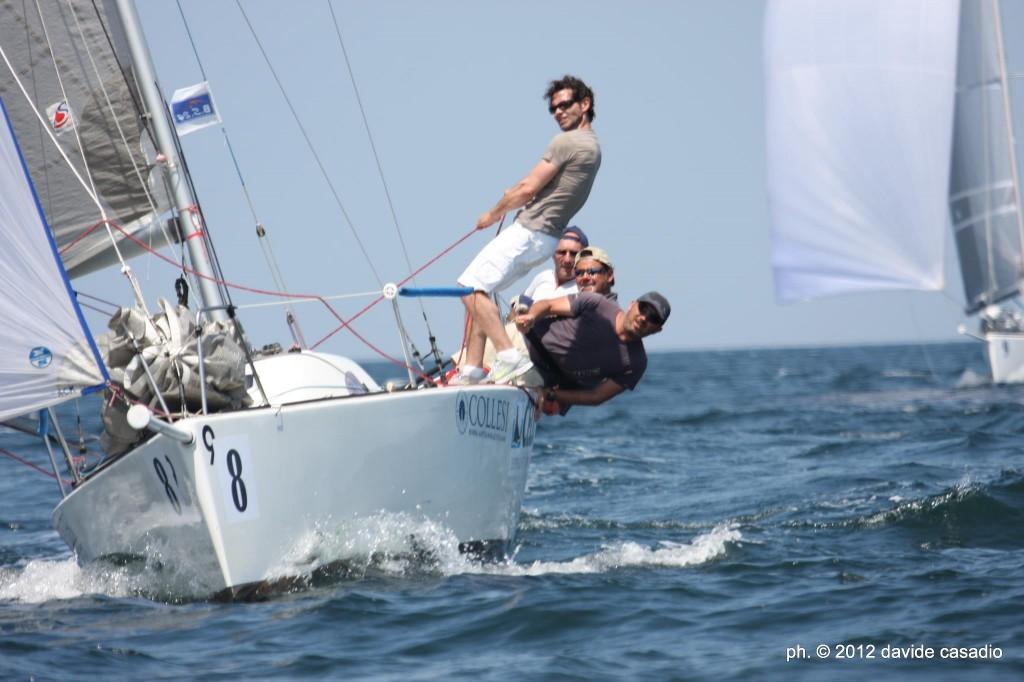 coaching in barca a vela dr. mario sicuro